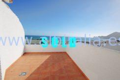 SOLD sea view apartment altea