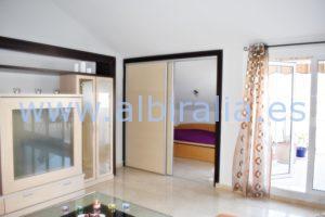 apartment swimming pool sea altea albir