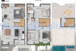 Residencial Llobarro new built house for sale Albir