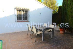 moderne enebolig til salgs i Moraira Calpe Benissa