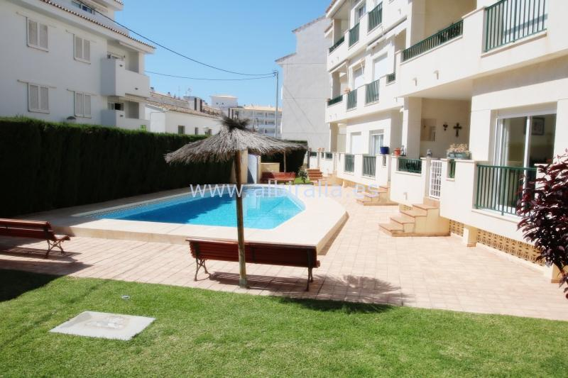 Apartment for sale near the La Olla and Cap Negret I A217