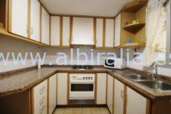 first line apartment in Altea