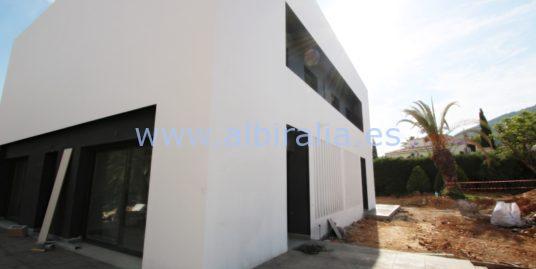 New built villa for sale in Albir – Residencial Llobarro I V226