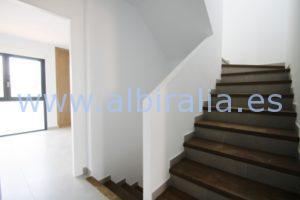Residencial Llobarro new built house for sale Albir