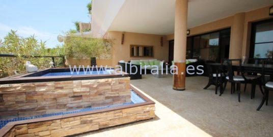 4 bedrooms modern apartment with sea view I A136