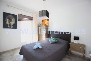 modern villa for rent in Calpe Benissa Moraira
