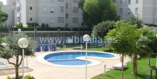 Modern apartment for rent in Albir I A223P