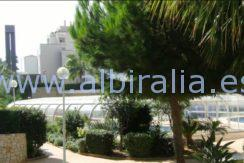 rent apartment estrella albir 2 II