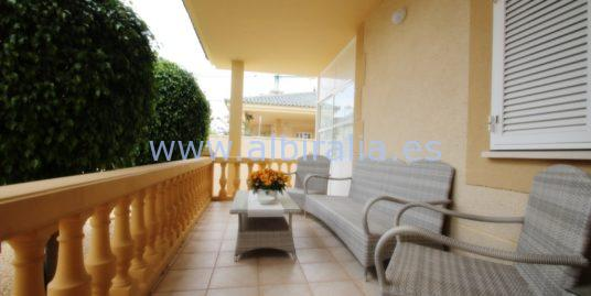 Villa in Albir short term rent I V103