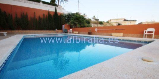 Fresh top floor apartment for sale Cala Manzanera I A222