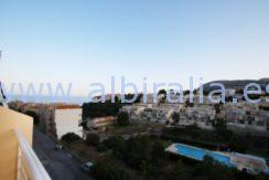 calpe apartment beach manzanera sale