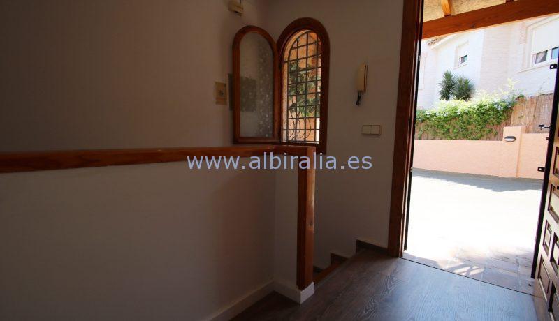 unfurnished villa long term rent albir