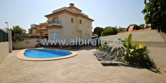 5-bedrooms holidays villa in Albir I V101