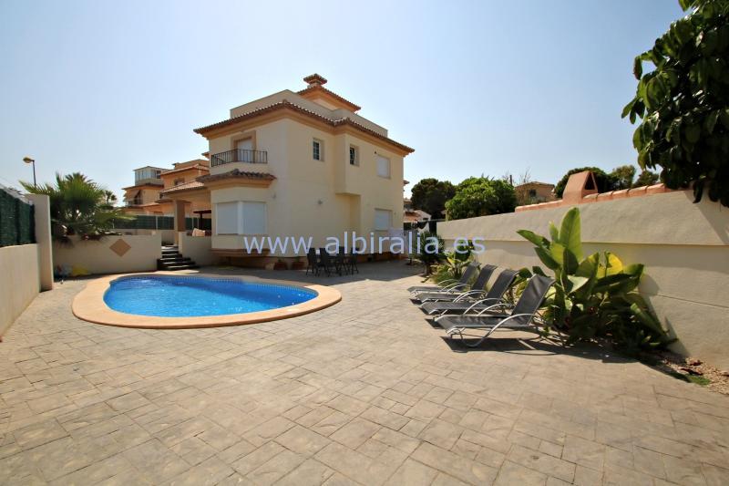 5-bedrooms holidays villa in Albir I V101
