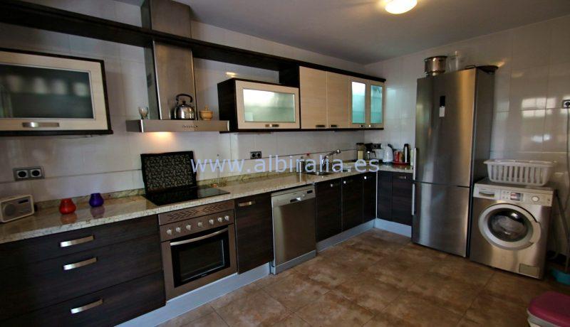 modern big villa family holidays albir altea