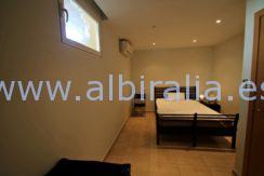 big villa private pool holidays rent albir altea