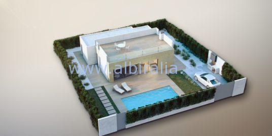 New villas under building La Nucia/Polop I V227