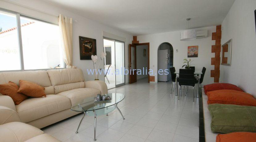 small apartment for rent albir alfaz