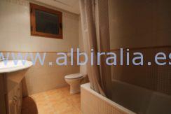 long term rent one bedroom apartment albir