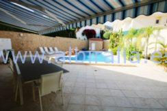 big private swimming pool bbq area albir costa blanca