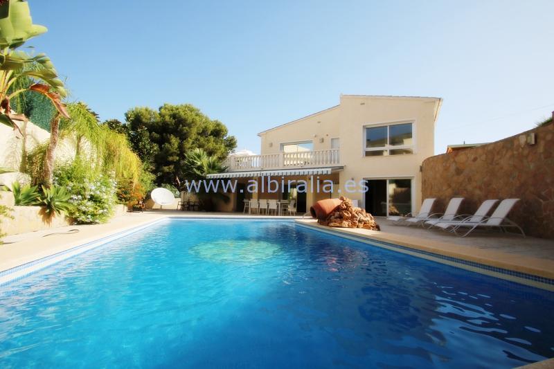 Big holidays villa Albir I V232