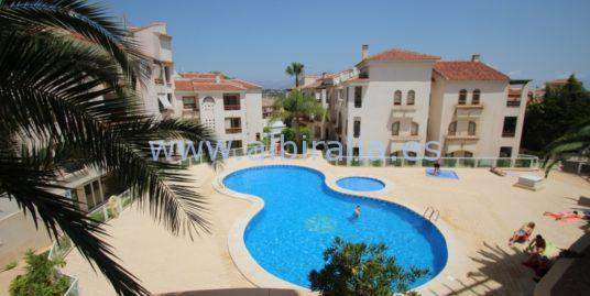 Apartment for holidays in Albir I A228