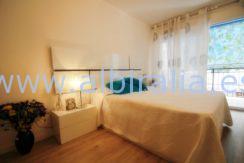 long term rent apartment altea
