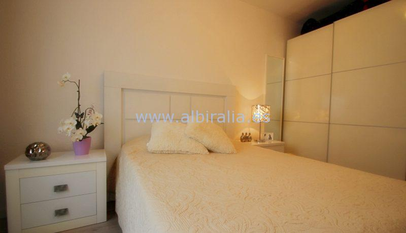modern apartment beach sale albir costa blanca