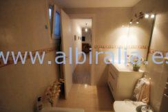 modern bright apartment sale altea old town