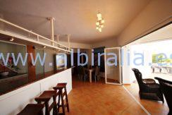 villa long term rent albir costa blanca