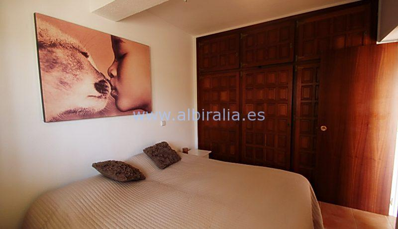 luxurious villa rent sea view albir altea