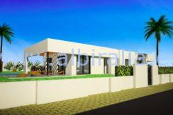 modern villa for sale in alfaz del pi albir