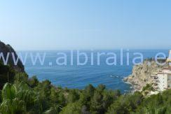 beach front sea view sale mascarat