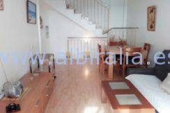 first line sea view apartment rent