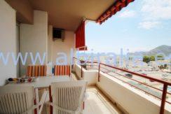 apartment sea view sale altea beach