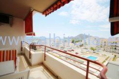 apartment sea view sale altea beach