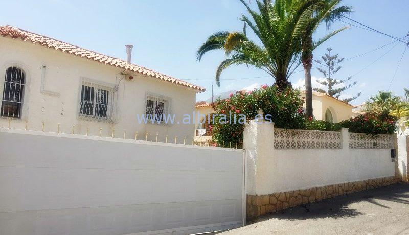 villa all one floor for sale alfaz la nucia