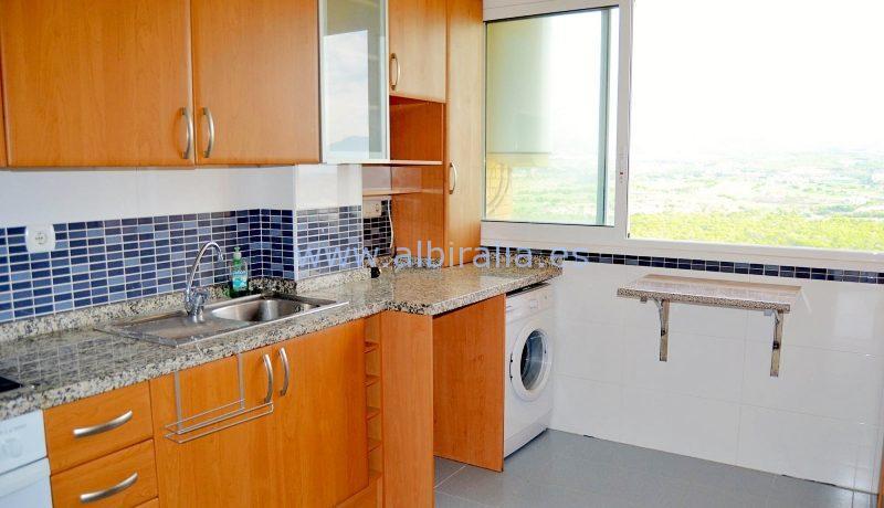 modern top floor apartment sale poniente benidorm