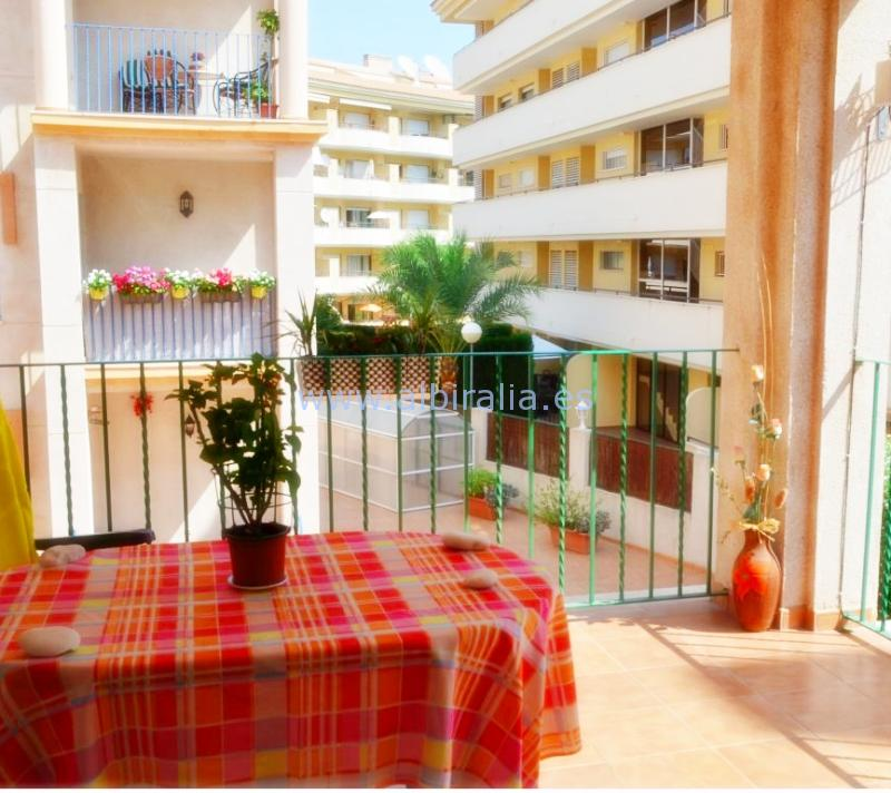 Holidays apartment in the center of Albir I A235