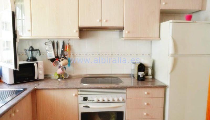 apartment rent center albir altea