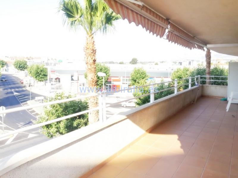 Corner apartment with large terrace in Albir I A236P