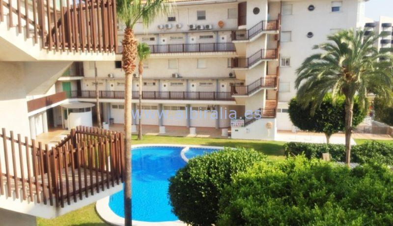 south-facing apartment sale albir costa blanca sale
