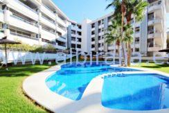 long term modern apartment rent albir altea
