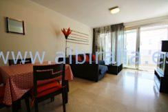 long term modern apartment rent albir altea