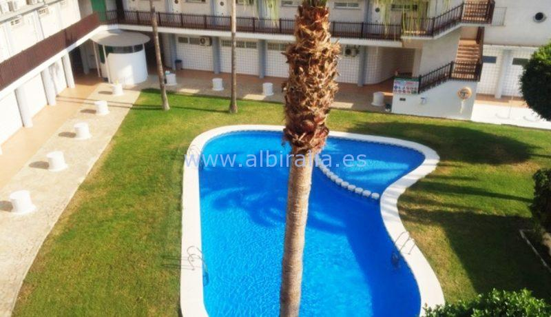 apartment larga terrace 3 bedrooms albir altea
