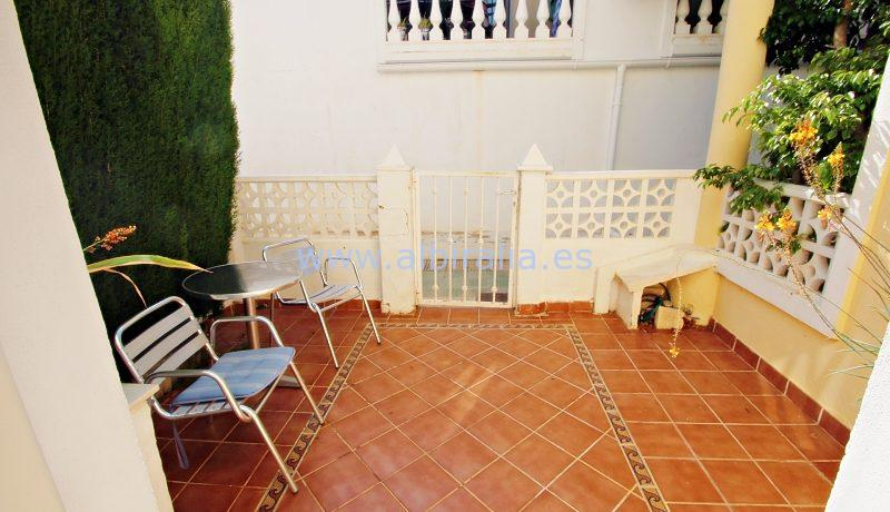 apartment rent albir altea benidorm