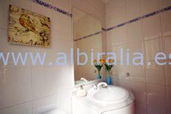 big villa holiday rent albir altea