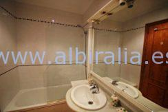long term rent bungalow albir altea