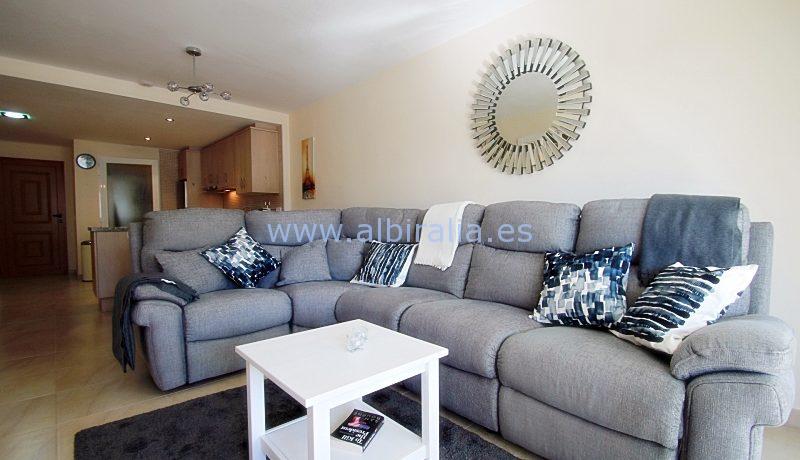 apartamento centro albir altea alquiler albiralia