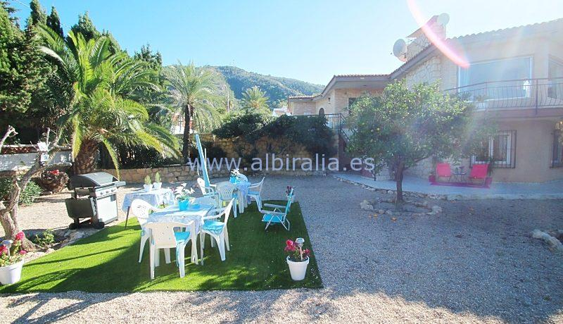 modern house sea view sale albir altea